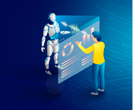 AI powered digital voicebots or monotonous chatbots